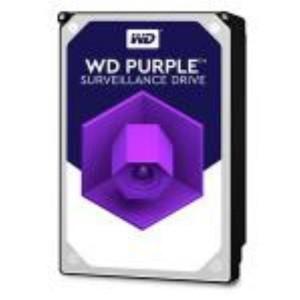 WD HDD 3.5 inch Internal SATA 10TB Purple 7200 RPM  WD102PURZ