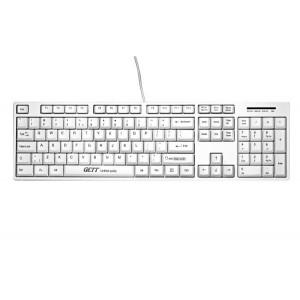 GETT CleanType - Antibacterial Keyboard (IP68 Rated / Clean Mode Setting)