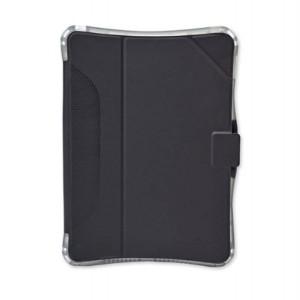 Brenthaven Edge Folio for iPad Mini 5 and Mini 4 - Designed for Apple iPad Mini 5 and Mini 4 (Models: A2133, A2124, A2126, A2125, A1538, A1550)