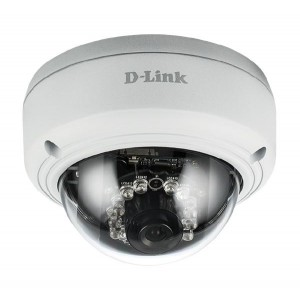 D-LINK DCS-4603 Vigilance Full HD Day & Night Indoor Dome PoE Network Camera
