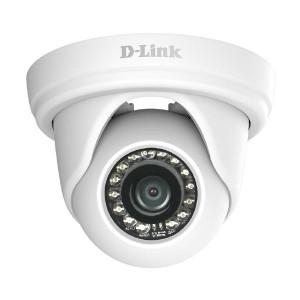 D-LINK DCS-4802E Vigilance Full HD Day & Night Outdoor Turret PoE Network Camera