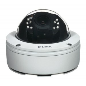 D-LINK DCS-6517 5 Megapixel Varifocal Outdoor Dome Network Camera