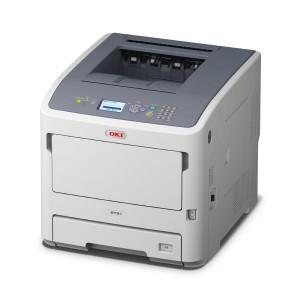OKI B721dn Mono A4 PCL 530 Sheet 47ppm Duplex Network Printer
