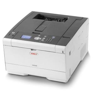 OKI C532dn Colour A4 PCL 250 Sheet 30ppm Duplex Network Printer