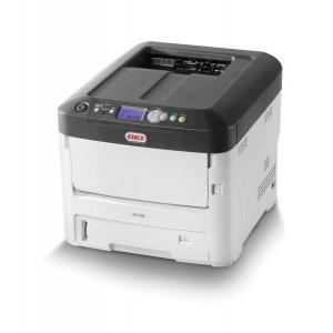 OKI C712dn Colour A4 34 - 36ppm Network PCL Duplex 630 sheet +options printer