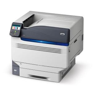 OKI C911dn Colour A3 PCL 530 Sheet 50 - 50ppm Duplex Network Printer