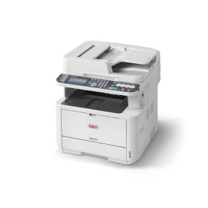 OKI MB472dnw Mono A4 33ppm Network Wireless AirPrint PCL Duplex ADF 350 sheet +options 4-in-1 MFP