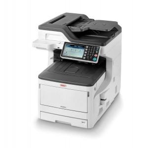 OKI MC853dn Colour A3 23 - 23ppm (A4 speed) Network Duplex 400 sheet +options 4-in-1 Multi-Function Printer