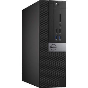 Refurbished Dell OptiPlex 7040 SFF i5-6500 / 8GB / 256GB SSD / W10P / 12 Months return to MMT