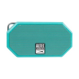 Altec Lansing Mini H20 3 Mint Green EVERYTHING PROOF Rugged & waterproof Bluetooth speaker 6 hrs Battery