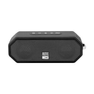 Altec Lansing Jacket H20 4 Black EVERYTHING PROOF Rugged & waterproof  Bluetooth speaker 10 hrs Battery 2000mAh