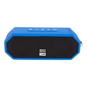 Altec Lansing Jacket H20 4 Blue EVERYTHING PROOF Rugged & waterproof  Bluetooth speaker 10 hrs Battery 2000mAh