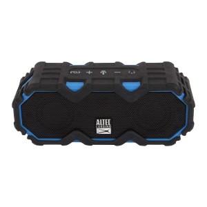 Altec Lansing Mini LifeJacket Jolt Black/Blue EVERYTHING PROOF Rugged & waterproof Bluetooth speaker 16hrs Battery 2400mAh Smartphone charge
