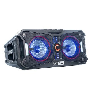 Altec Lansing Xpedition 8 - EVERYTHING PROOF portable Bluetooth speaker (Bluetooth, IP67 Waterproof, up to 24 hrs Battery, 420W)