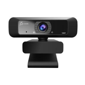 J5create JVCU100 USB HD Webcam with 360 degree rotation
