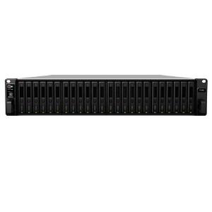 """Synology FlashStation FS3400 - 2U Rackmount, 24 Bay x 2.5"""" SAS SSD / HDD or SATA SSD, Scalable, 5 Year Warranty"""