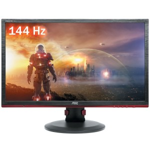 "AOC G2460PF 24"" LED LCD Gaming Computer Monitor FHD FreeSync 144Hz 1ms Speaker"
