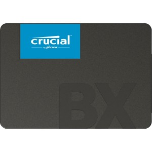 "Crucial BX500 Series 480GB 2.5"" SATA 7mm Internal Solid State Drive SSD 540MB/s CT480BX500SSD1"