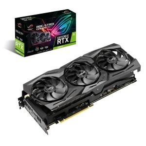 Asus nVidia GeForce RTX 2080 Ti ROG Strix OC 11GB Gaming Graphics Video Card ROG-STRIX-RTX2080TI-O11G-GAMING