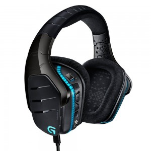 Logitech G633 Artemis Spectrum RGB Light 7.1 Surround Sound Gaming Headset - 981-000606