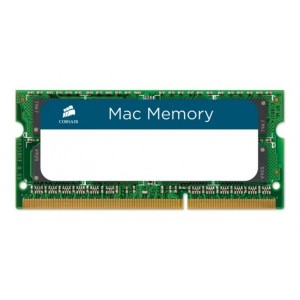 Corsair Mac Memory 8GB(8GBx1) 1600MHz DDR3 SO-DIMM RAM CMSA8GX3M1A1600C11