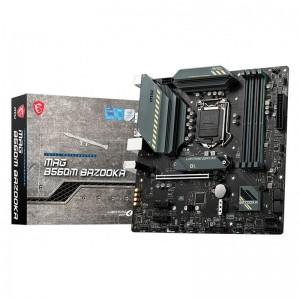 MSI MAG B560M BAZOOKA Intel LGA 1200 Micro-ATX Motherboard