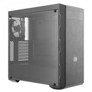 Cooler Master MasterBox MB600L Mid Tower Window Black Case Gunmetal Color Side Trim MCB-B600L-KANN-S02