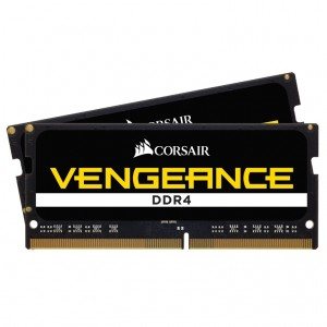 Corsair Vengeance 16GB (2x8GB) DDR4 SODIMM 2400MHz C16 1.2V Notebook Laptop Memory RAM