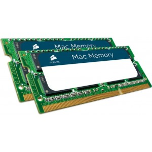 Corsair 8GB (2x4GB) DDR3 SODIMM 1066MHz 1.5V Memory for MAC Notebook Memory RAM