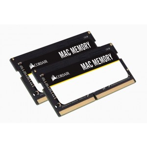 Corsair 32GB (2x16GB) DDR4 SODIMM 2666MHz 1.2V Memory for Mac Memory RAM