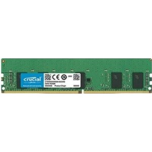 Crucial 8GB (1x8GB) DDR4 RDIMM 2666MHz ECC Registered CL19 Single Stick Server Desktop PC Memory RAM LS