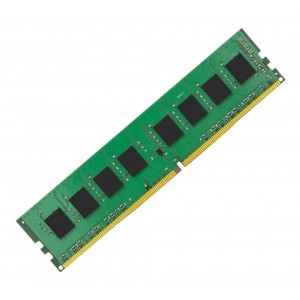 Kingston 8GB (1x8GB) DDR4 EDIMM 2400MHz CL17 1.2V ECC ValueRAM 1Rx8 1G x 72-Bit PC4-2400 Server Memory