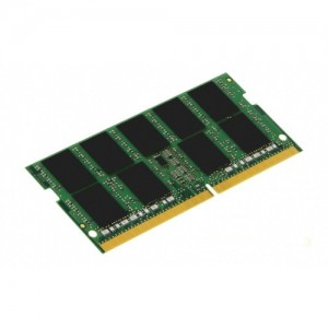 Kingston 16GB (1x16GB) DDR4 SODIMM 2666MHz CL19 1.2V Single Ranked 1Rx8 ValueRAM Notebook Laptop Memory