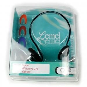 Lemel MIC-LEM-JY925C Internet PC Headset With Microphone