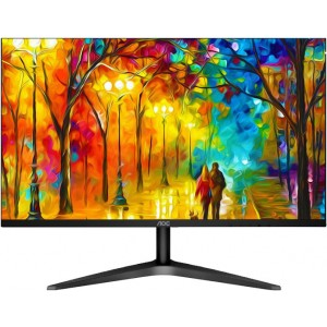 AOC 27' IPS 9ms Full HD 3-Way HDMI Frameless Slim Monitor