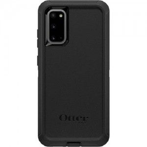 OtterBox Defender Series Case For Samsung Galaxy S20 Black - Multi-layer Defense, Dust and Dirt Prevent