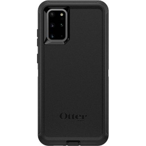 OtterBox Defender Series Case For Samsung Galaxy S20+  Black - Multi-layer Defense, Dust and Dirt Prevent