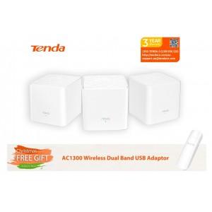 Tenda Nova MW3 AC1200 Whole Home Mesh WiFi System 3 Pack AU Waranty