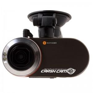Navig8r 1080P Camera Crash/Dash Cam Video Recorder FHD GPS