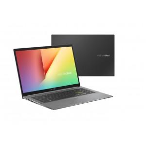 Asus VivoBook S15 15.6' FHD Intel i5-1135G7 8GB 512GB SSD WIN10 PRO Intel UHD Graphics Backlit 3CELL 1.8kg 1YR WTY W10P Notebook (Black)