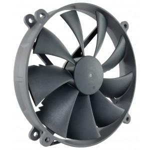 Noctua 140mm Redux Edition Round Frame PWM Fan