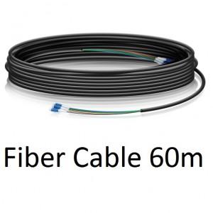 Ubiquiti Single Mode LC-LC Fiber Cable - 60m