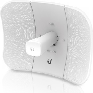 Ubiquiti LiteBeam AC All-in-one 802.3AC AirMax Radio with 23dBi 5GHz 802.11ac directional Antenna - Tool-less assembly/installation