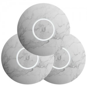 Ubiquiti UniFi NanoHD Hard Cover Skin Casing - Marble Design - 3-Pack