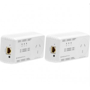 NETCOMM NP507 600Mbps Powerline Kit with Gigabit Ethernet