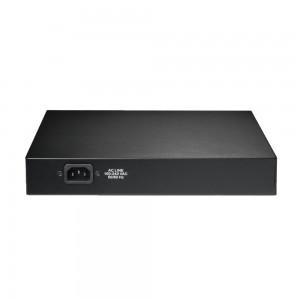 Edimax 8 ports Gigabit PoE+ Switch (8 PoE+ ports, 150W) Fan-less Long Distance PoE