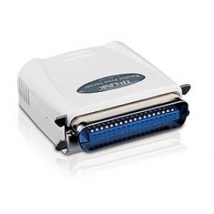 TP-Link PS110P Printer Server Single Parallel port 10/100 Mbps