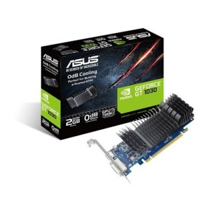 Asus nVidia GeForce GT 1030 Silent Low Profile 2GB Gaming Graphics Video Card GT1030-SL-2G-BRK