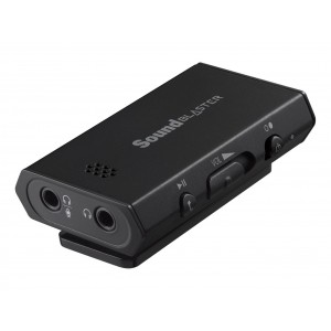 Creative Sound Blaster E1 Portable Headphone USB DAC Amplifier