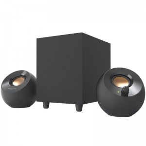 Creative Pebble Plus 2.1 USB Speaker System Black
